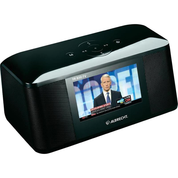 Media player portabil Albrecht DR 800-TV